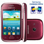 Galaxy Young Plus Tv S6293 2chip Android 4.1 Tv- De Vitrine