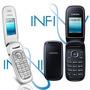 Celular Samsung E1270 Flip Desbloqueado