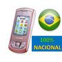 Samsung E2550 Slide Sd 1gb Câm 1.3mp Mp3 Bluetooth Desbloque