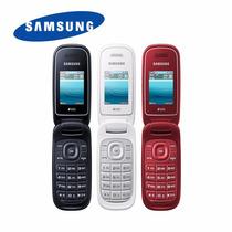 Celular Samsung E1270 - De Abrir Fechar Para Idoso