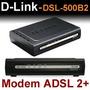 Modem Dsl 500b 500bll Adsl2+ Novo Na Caixa D-link Vivo Oi