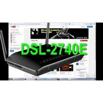 Desbloqueio Modem Gvt Dsl-2740e P/ Firm Nd300v2