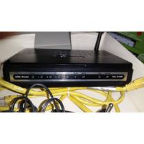 Modem Roteador Adsl Wireless Dlink-2730b 150mb