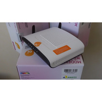 Modem Roteador Wireless Technicolor Td5130 Oi Velox Original