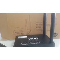 Modem Vivo Wifi Roteador Adsl2+ Original Lacrado