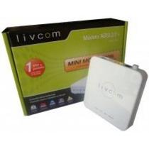 Modem Adsl P/ Internet Banda Larga Livecom Lma-1b22+ Lacrad