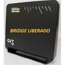 Modem Roteador Vdsl Wifi Powerbox Turbo 5350 Gvt Original