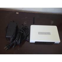 Roteador T P - Link - Tl Wr542g De 54 Mbs Com Wireless 49,00