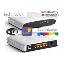 Roteador Wifi Technicolor Td 5130 V2 Oi Velox