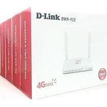 Modem Roteador 3g E 4g Desbloqueado Dlink Dwr-922b
