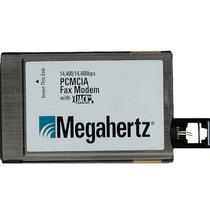 Cartao Pcmcia Fax Modem Megahertz Xj1144