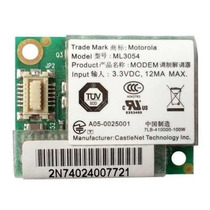 Modem Rj11 56k Motorola Notebook Ml3054