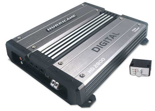 Modulo Amplificador Hurricane Hd 2800 Watts Rms Digital