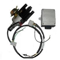 Ignição Eletrônica Brasilia Com Modulo E Distribuidor Bosch