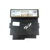 Modulo Alarme Travas Gm Astra Vectra 338 93354569 ,,