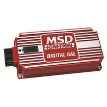 Módulo De Ignição Digital 6al - Msd