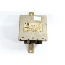 Modulo Central Temporizador Gm Corsa Omega 93218065 219 ,,