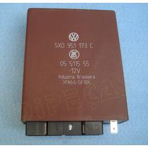 Modulo Marrom Vidro Alarme Gol Saveiro Original Volkswagen