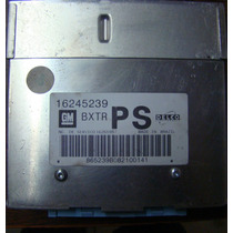 Modulo Central De Injeção Corsa 1.0 16245239 Bxtr Sem Codigo
