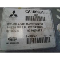 Modulo De Injeção Pajero Tr4 Mecanica Flex Ca160031