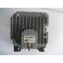 Modulo Injeção Carburador Eletrônica Fiat Uno Med613a