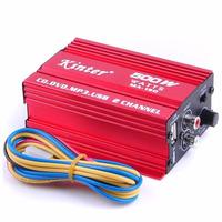 Modulo Amplificador Mp3 - 500w / 150wrms, Carro, Moto, Bike
