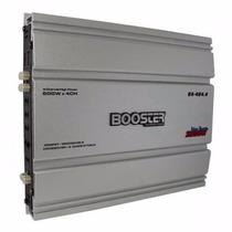 Módulo Amplificador Booster Ba-404.4 2000watts 800rm 4ch
