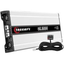 Modulo Taramps Hd 5000 5000w Rms 1 Canal Mono Amplificador