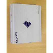 Modulo Amplificador Falcon Hs 800s 4 Canais1100w Mostruário