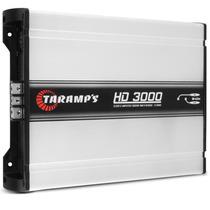 Módulo Taramps Hd 3000 3000w Rms 1 Canal 2 Ohms Amplificador