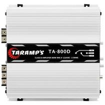 Módulo Taramps Ta 800d 800w Rms 1 Canal 2 Ohms Amplificador