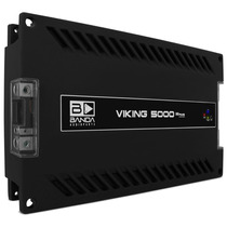 Módulo Banda Viking 5000 Amplificador 5000w Rms Frete Gratis