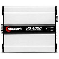 Modulo Taramps Hd-4000 Amplificador Digital 4798w Rms Brinde