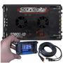 Amplificador Soundigital Sd800.4d Sd800 Sd800.4 800w Rms