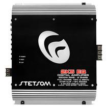 Modulo De Potência Stetsom 2k5 Eq 3200w Rms Com Equalizador