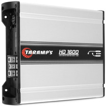 Módulo Amplificador Digital Taramps Hd 1600 - 1600w Rms