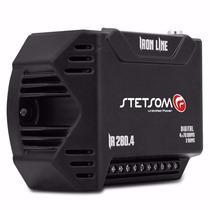 Modulo Amplificador Stetsom Ir 280.4 Iron Line 280w 4 Canais