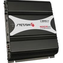 Modulo Stetsom V600.4 Venom Digital 4 Canais 600w Rms