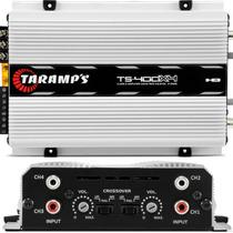 Modulo Amplificador Taramps Ts400 X 4 Canais 400 Rms Digital