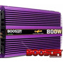 Modulo Amplificador Booster 610 Gx 800w Rms 4 Canais