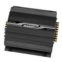 Modulo Amplificador Corzus Cr704 280w Rms 4 Canais Stereo