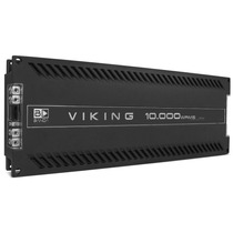 Amplificador Banda Viking 10000w Rms Potencia Som 12v A 14v