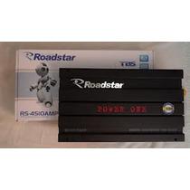 Modulo Roadstar Power One 2400w Som Automotivo