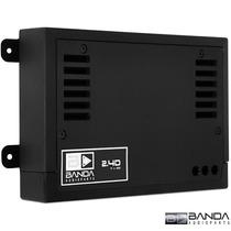 Modulo Amplificador Potencia Banda 2.4d Digital 400w Rms