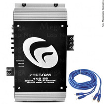 Modulo Amplificador Stetsom 1k6 Digital + Brinde Mega Loja