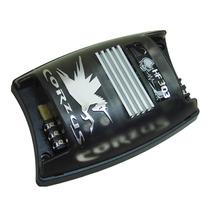 Modulo Corzus Hf 303 Rca Digital 3 Canais 300w Rms Compacto