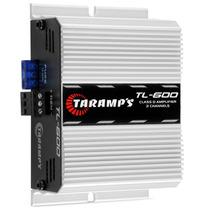 Modulo Amplificador Taramps Tl600 Stereo 2 Canais 170 Rms