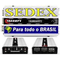Módulo Amplificador Taramps Ts1200 X4 Canais Rca + Sedex
