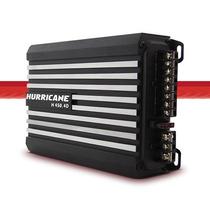 Módulo Amplificador Hurricane H 450.4d 400 W Rms 4 Canais