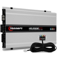 Modulo Taramps Hs2000 X3 2000 Rms 3 Canais Amplificador Trio